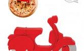 Pizzaschneider Scooter