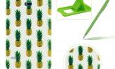 Handyhülle Ananas