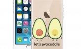 Handyhülle Avocado
