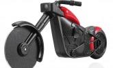 Pizzaschneider Motorrad
