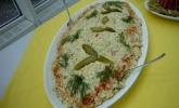 Israelischer Kartoffelsalat