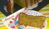 Avocado-Nuss Kuchen