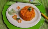 Süßkartoffel - Karotten - Püree