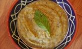 Qußa b'seits - Zucchini-Minz-Püree