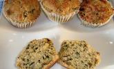Pikante Bärlauch - Muffins