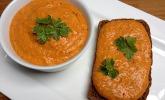 Paprika-Hummus