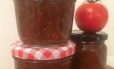 Tomatenchutney mit Aprikosen