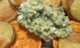 Avocado-Feta-Kerbel-Dip
