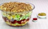 Hot Dog-Salat