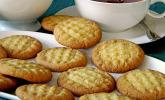 Englische Ingwer-Kekse