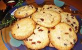 Vegane Rosinen-Kokos-Kekse