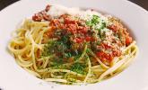 Platz 17: Die echte Sauce Bolognese