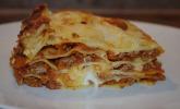 Platz 30: Lasagne Bolognese