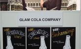 Gasklare Cola ohne Phosphorsäure