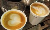 Latte Art bei Coffee & STYLE