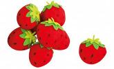 Filz-Erdbeeren