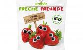 Bio Fruchtchips 100% Erdbeere