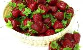 Deko-Erdbeeren