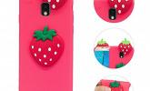Handyhülle Erdbeere