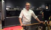 Carsten Dorhs vor seinem Kochevent