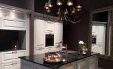 Prestige-Küche im klassischen Stil