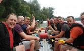 VIP-Boot (Geschäftsführer mit an Bord)