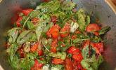 Ein etwas verwirrter Salat