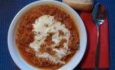 Hackfleisch-Sauerkraut-Eintopf mit Knoblauch