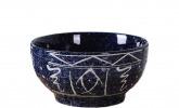 Ramen-Schüssel, Keramik, 17,7 cm