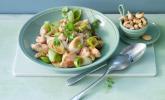 Huhn-Porree-Salat