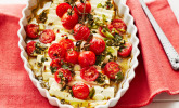 Käse-Tomaten-Gratin