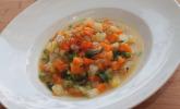 Veganer Sommer-Gemüse-Eintopf