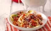Platz 25: Die echte Sauce Bolognese