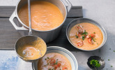 Curry - Kartoffelsuppe