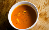 Platz 19: Frische Tomatensuppe