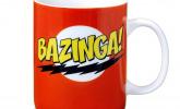 Tasse mit Motiv aus The Big Bang Theory
