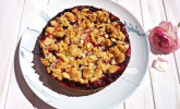 Platz 23: Pflaumenkuchen mit Streuseln