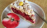 Platz 49: Apfelkuchen
