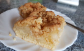 Platz 05: Apfelkuchen mit Streuseln vom Blech