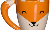 Niedliche Fuchs-Tasse