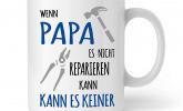 Geschenk-Tasse für Papa