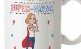 Geschenk-Tasse für Mama