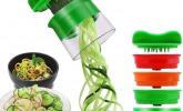 Spiralschneider für Gemüsespaghetti