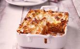 Platz 10: Lasagne