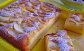 Platz 40: Apfelkuchen schnell und fein