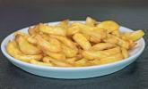 Frische Pommes aus der Heißluftfritteuse von Princess