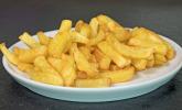Frische Pommes aus der Heißluftfritteuse von Tefal