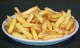 TK-Pommes aus der Heißluftfritteuse von DeLonghi