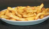 TK-Pommes aus der Heißluftfritteuse von Phlips