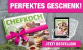 Jahresabo des Chefkoch-Magazins